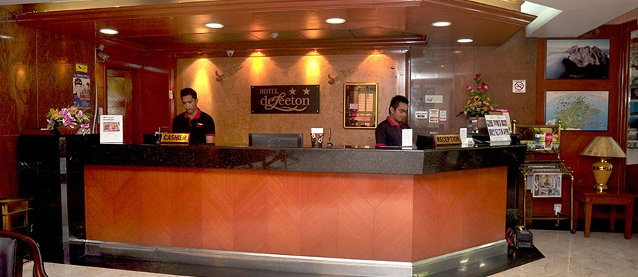 Hotel Deleeton Kota Kinabalu Sabah Strategically Located In